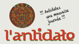 L'Antidate 2012 – Nouvel Antidote…